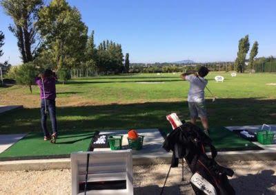 Ecole de golf - golf de castelnau le lez