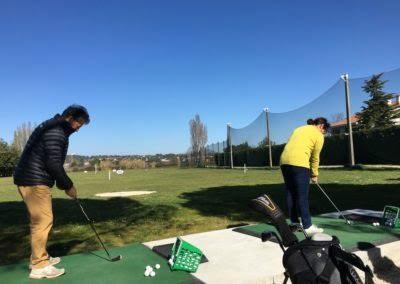 Golf Castelnau-le -Lez Montpellier
